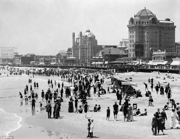 Coney Island of Yesteryear